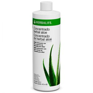 comprar bebida concentrado herbal aloe sabor original