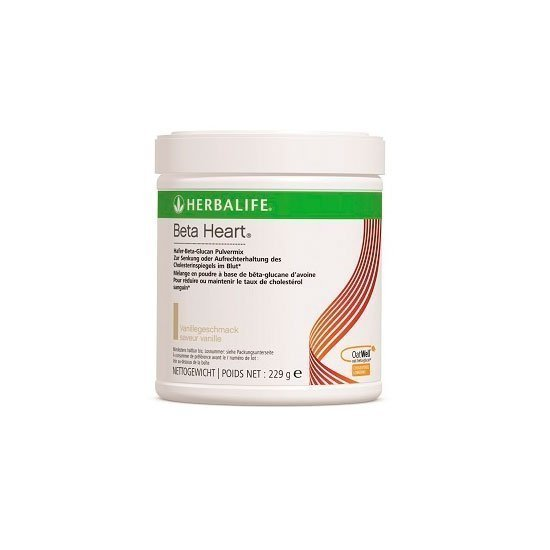 comprar beta heart herbalife
