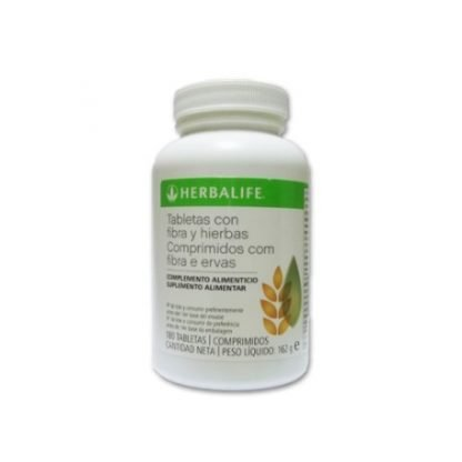complemento de fibra y hierbas