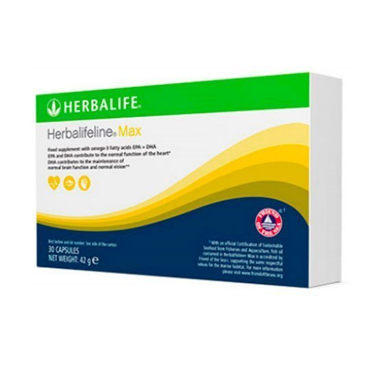 herbalife herbalifeline max